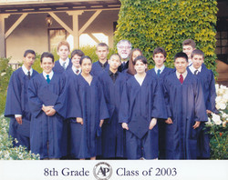 Class of 2003 - Middle School