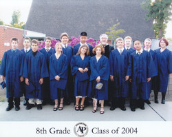 Class of 2004 - Middle School