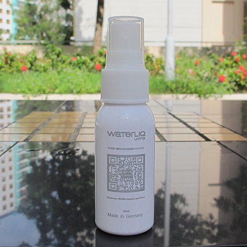 Waterliq 30ml spray