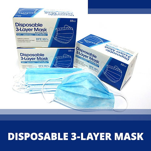 3-Ply Mask