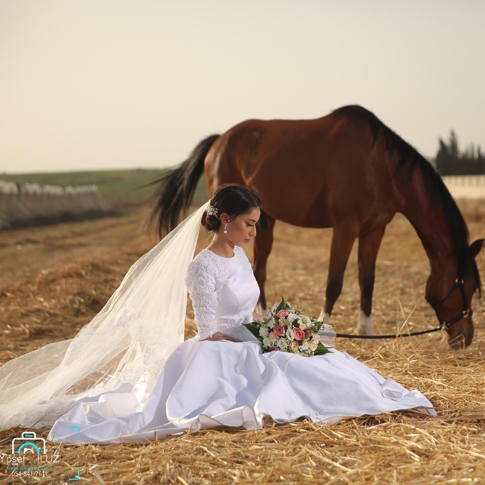 סט החתונה של אפרת בן עטר