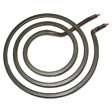 Coil Formed Rod Element