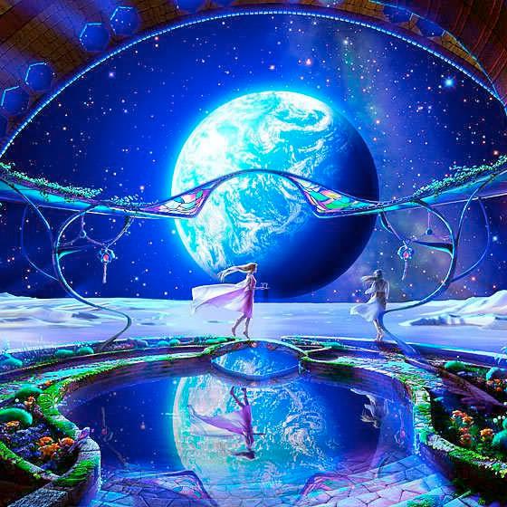Embarquement vers la 5ème dimension, le voyage vous tente?