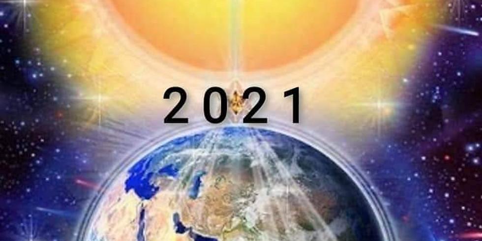 Atelier vibratoire: accueillir 2021