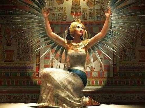 """""""Etre prêtresse d'Isis""""- Reconnexion à son pouvoir féminin"""