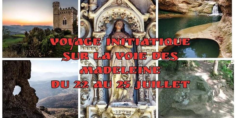 Sur la voie des Madeleines à Rennes les Bains