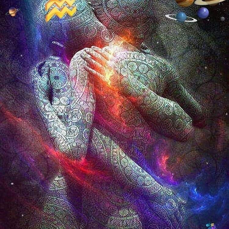 """""""Etre l'Unité de la Source""""- Reconnection à l'unité en soi, fusion des 2 polarités féminine et masculine"""
