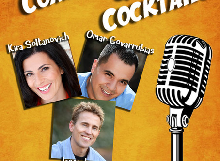 Comedy & Cocktails!