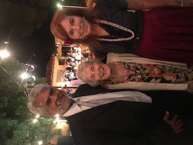 Roger, Vivi & Helen
