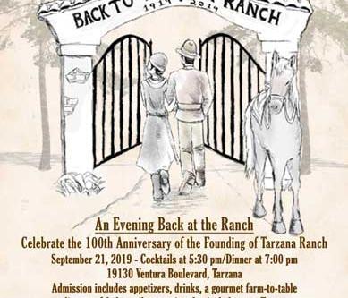 """""""Back to Tarzana Ranch"""" Centennial Celebration!"""