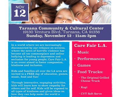 """Care Fair L.A."" Is This Sunday, Nov. 12!"