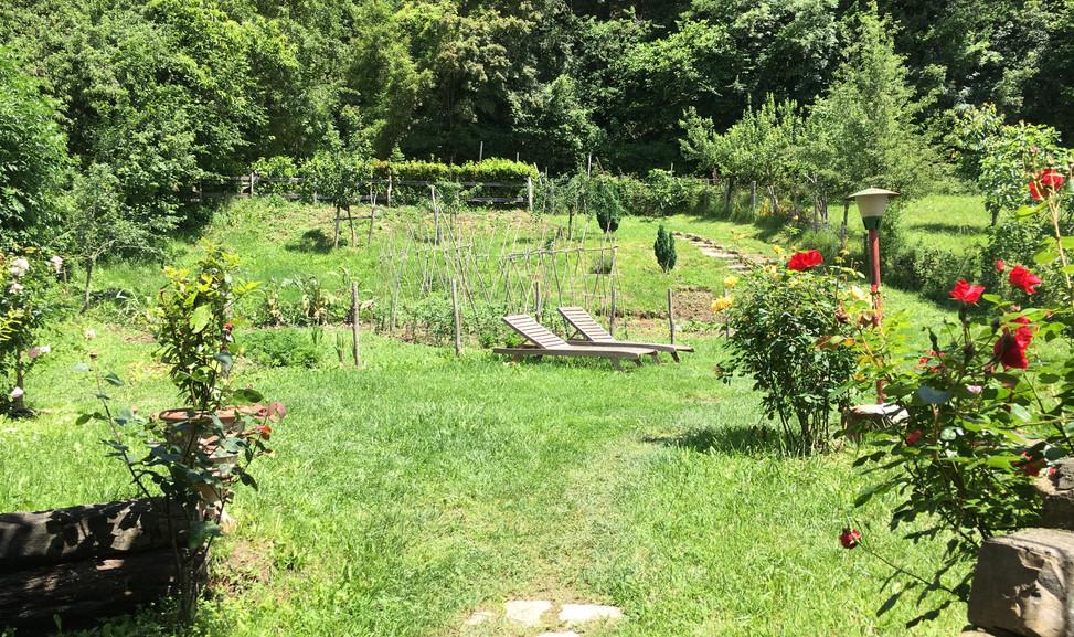 Agriturismo b&b Fivizzano Garden Relax Area