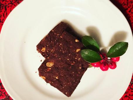 Biscottini all'Olio d'Oliva cioccolato e nocciole ( vegani )