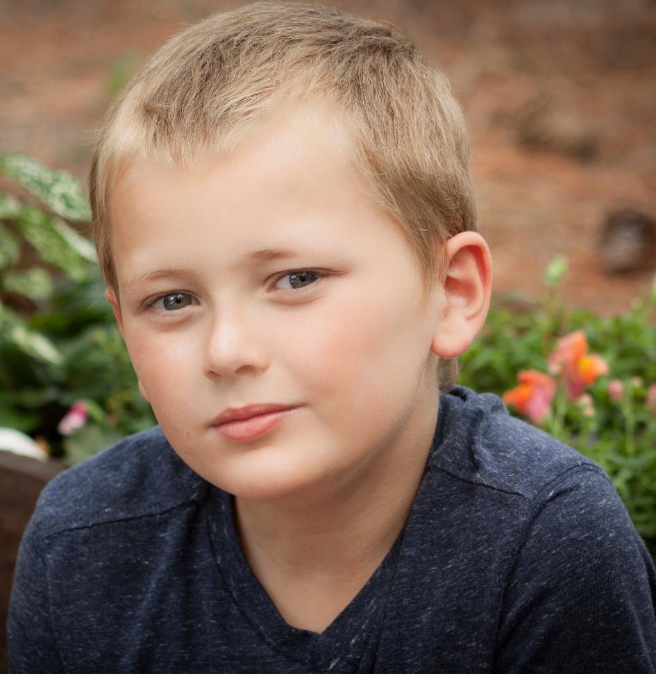 Childhood Portrait Photographer
