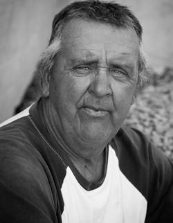 Rugged Men's Portraits in B&W