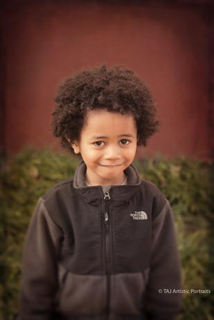 Childhood Portraiture