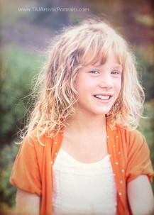 Child Portraits | TAJ Artistic Portraits