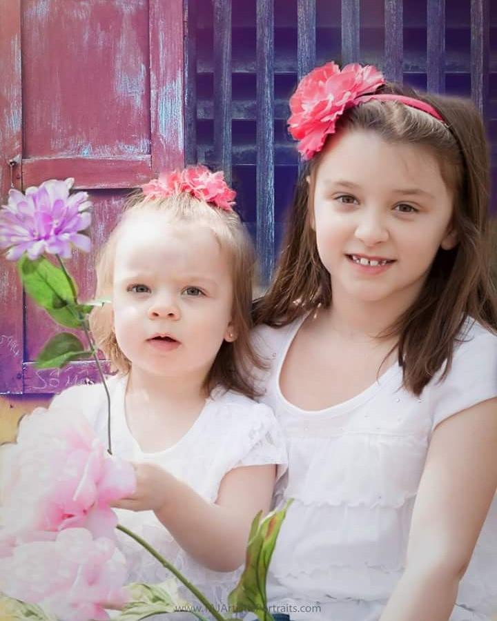Sibling Portraiture