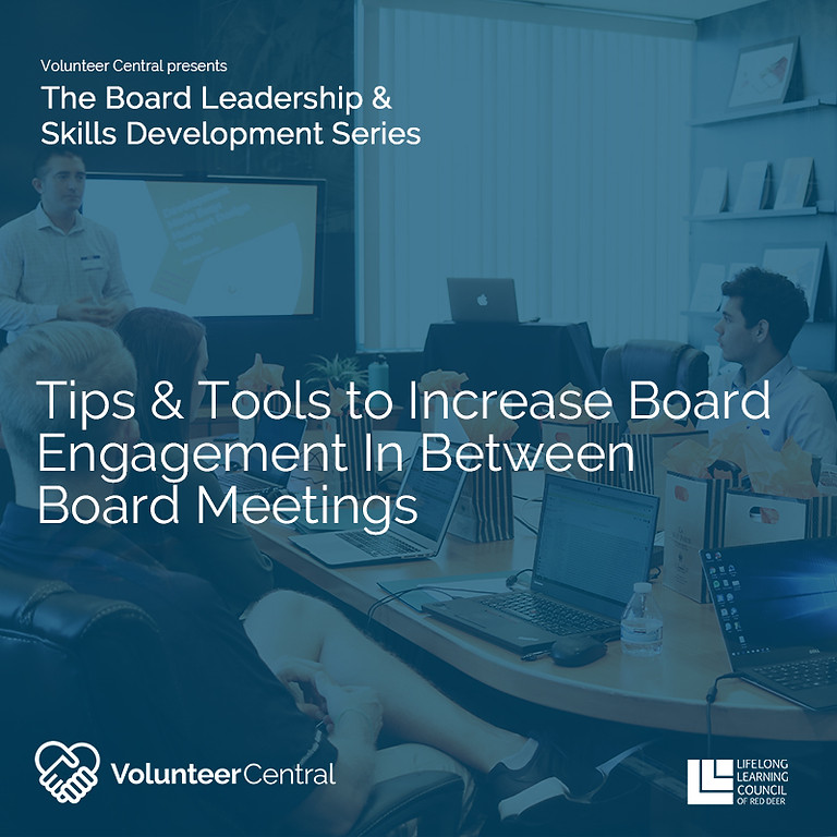 Tips & Tools to Increase Board Engagement In Between our Board Meetings