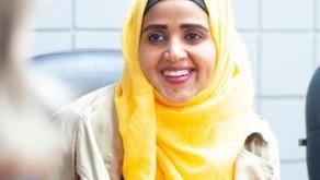 Volunteer of the Month: Siham Ahmed