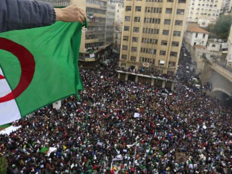 Fragile Algérie