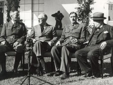 Winston Churchill, Premier Ministre,