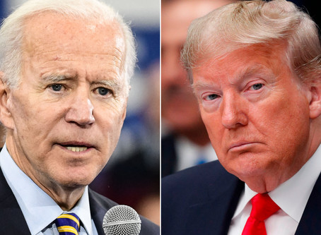 TRUMP VS BIDEN: Tout est possible!