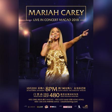 2018-OCT / Mariah Carey