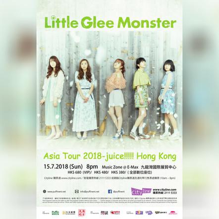 2018-JUL / Little Glee Monster