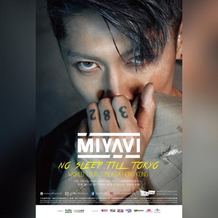 2019-NOV / MIYAVI