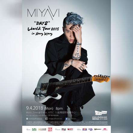 2018-APR / MIYAVI