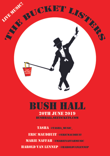 The Bucket Listers Poster