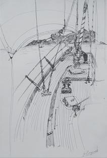 Greece SY Sketch