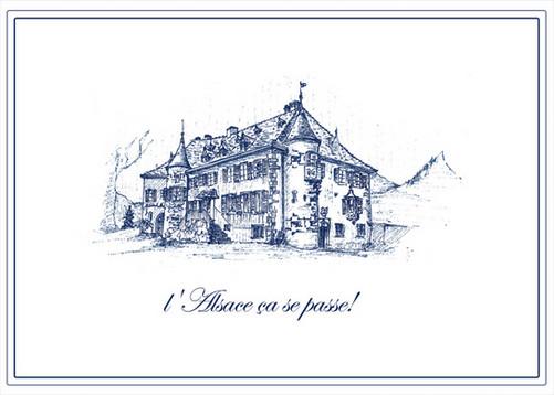 Alsace Invitation
