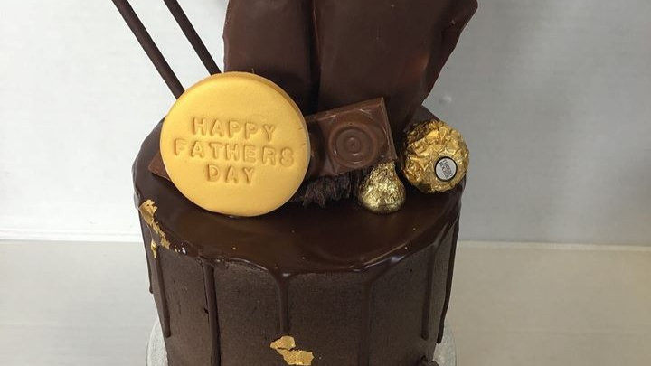 Fathers Day Chocolate Overload