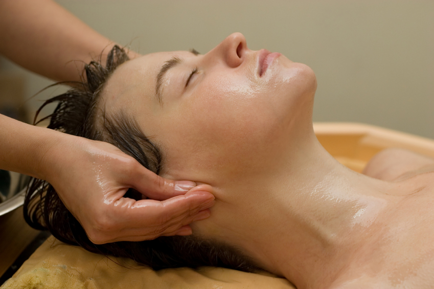 Head & Face Massage