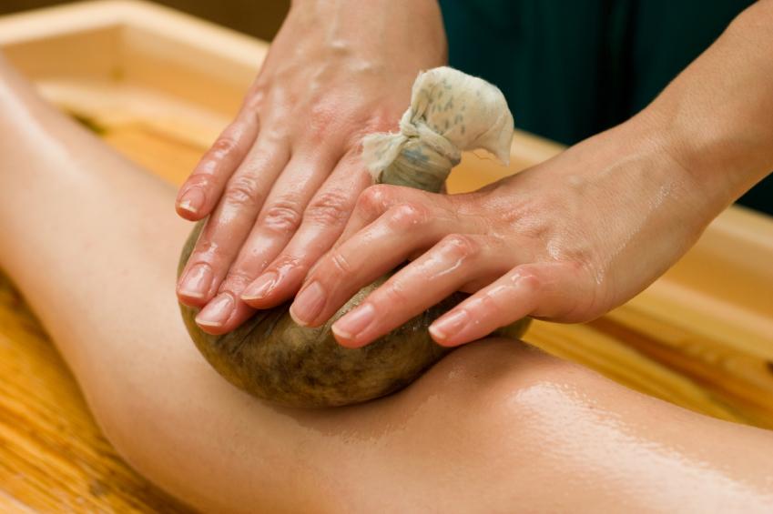 Potali massage