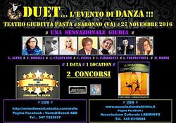 DUET! L'Evento di Danza