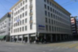 Kardiologiepraxis am See, Gebäude, Aussen, Bilder, Luzern
