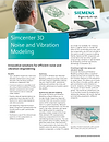 Simcenter 3D Noise and Vibration Modeling Brochure
