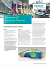Simcenter 3D Advanced Thermal Brochure