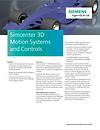 Simcenter 3D Motion Systems and Controls
