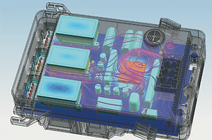 Simcenter 3D Thermal