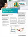 Simcenter 3D Response Dynamics Brochure