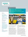 Simcenter 3D Engineering Desktop Hendrick Motorsports Case Study