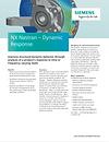 NX Nastran Dynamic Response Brochure