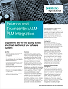 Polarion and Teamcenter: ALM-PLM Integration Fact Sheet