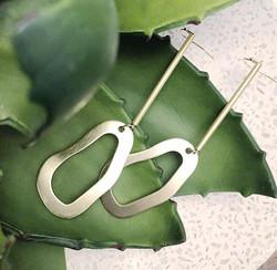 ✨ #cincinnati #handmadejewelry #earrings