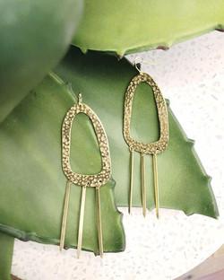 ✨#cincinnati #handmadejewelry #earrings