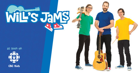 Will's Jams band – Facebook post